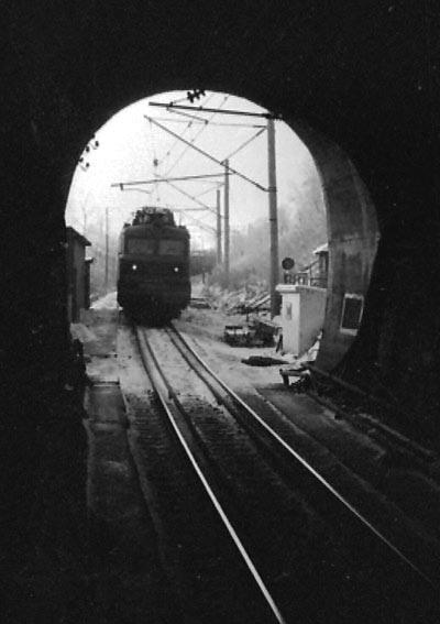 ЖД тоннель
