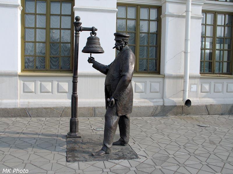 Станционный колокол