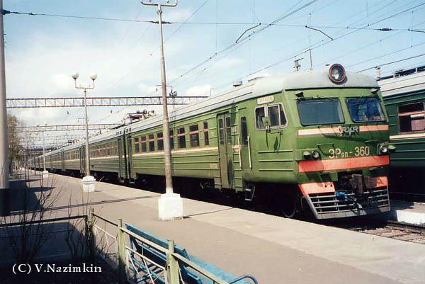 Ограничат движение пригородных электричек на время саммита во Владивостоке.